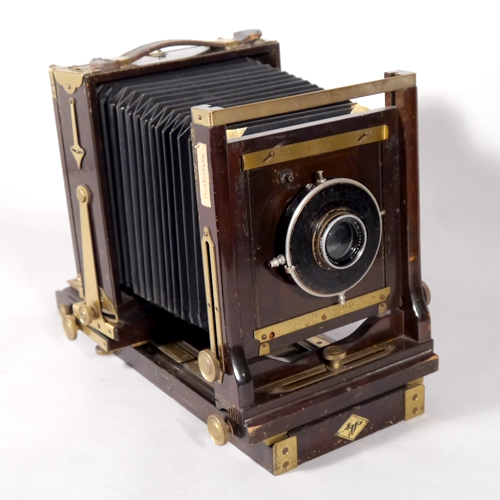 Agfa large format studio camera 1920's