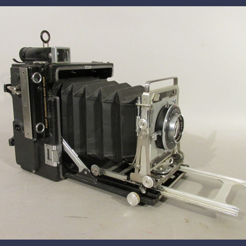 1940's American Speed Graphic press camera