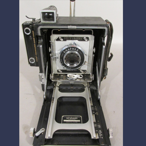 1940's Speed Graflex Camera