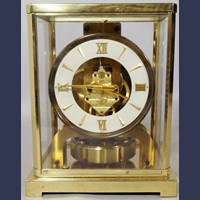 Swiss made Jaeger Lecoultre Atmos  Clock