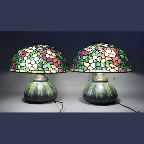 Lamps Decorative Pieces Bob Kretchko Antiques 860 354