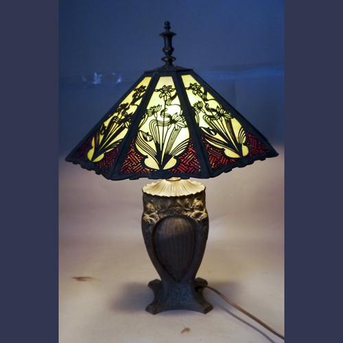 Lamps Decorative Pieces Bob Kretchko Antiques 860 354