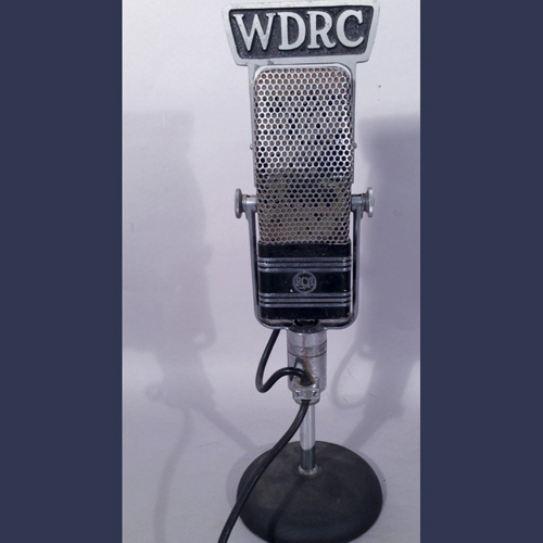 Vintage RCA Ribbon broadcasting microphone