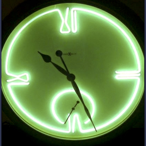 Howard Miller Neon Clock